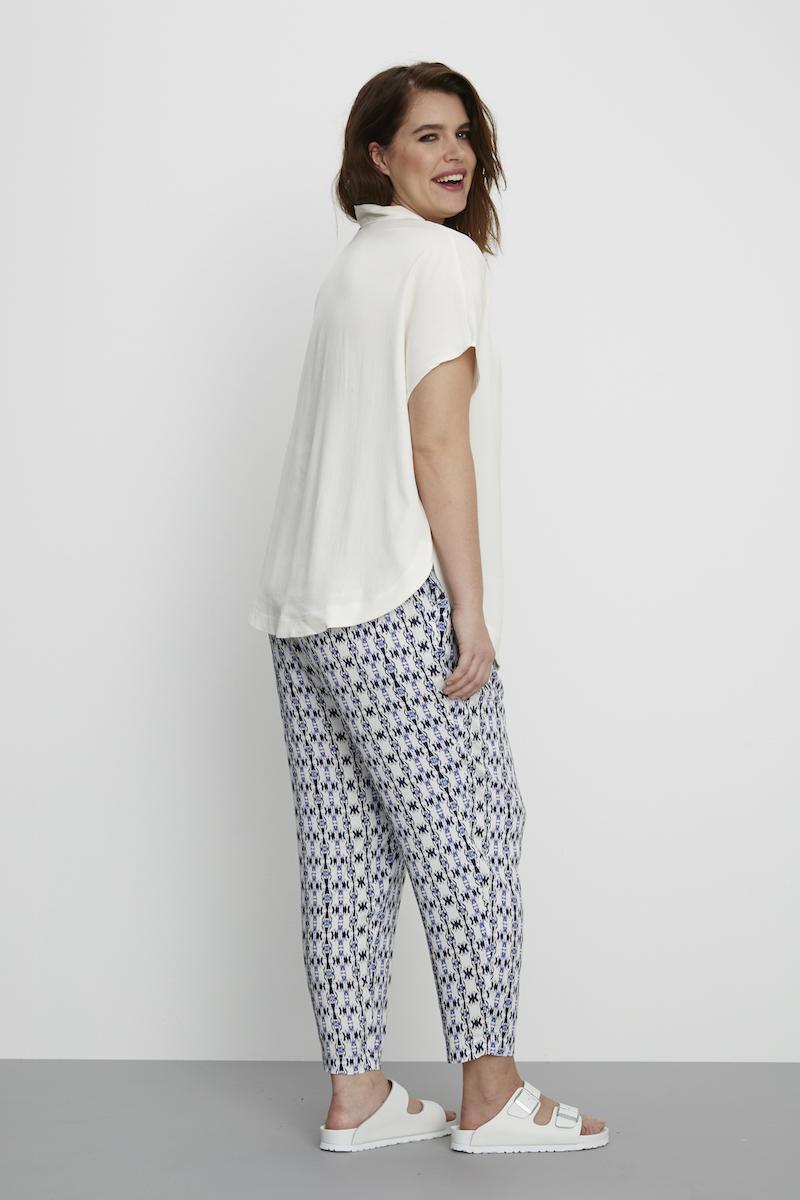 BB Dakota Contemporary Plus size Pants coverstory