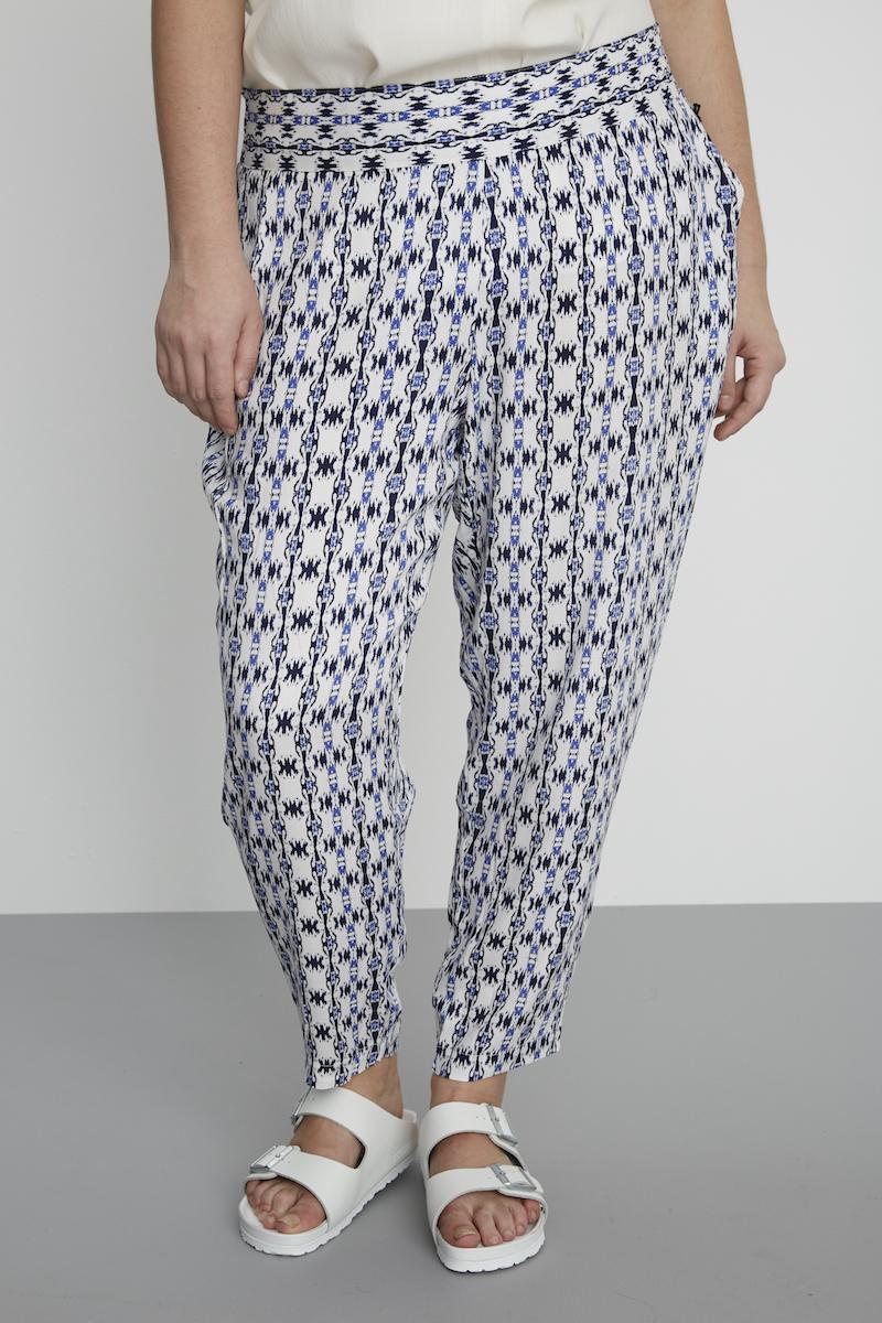 BB Dakota printed extended size pants