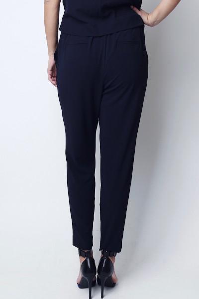 Shegul Tapered leg pant plus size coverstorynyclus size coverstorynyc