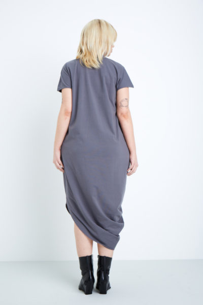 universal standard geneva dress plus size anchor grey coverstory