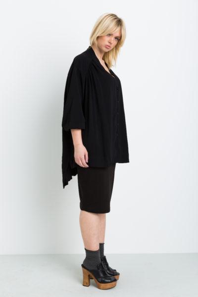 shegul oversized blouse plus size