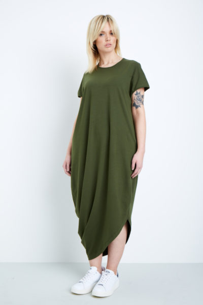 universal standard geneva dress camo